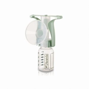 Ameda manual breast pump
